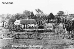 Bere Regis, Bridge and Whitelovington c1890