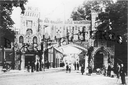 Dorchester, c1890