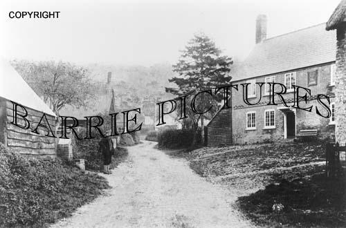 Ibberton, Village c1890