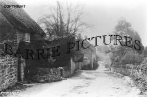 Powerstock, Village c1890