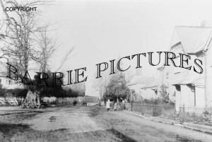 Pimperne, Village c1890