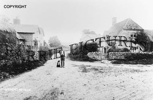 Fifehead Neville, Village c1905