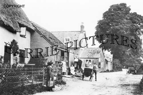 Tarrant Keynston, Village c1930