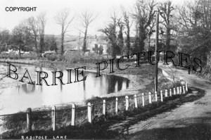 Radipole, The Lake c1905