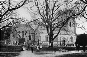 Winfrith, Church c1905