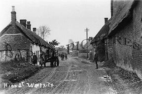 Winfrith, High Street c1920