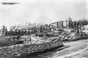 Worth Matravers, Village c1890