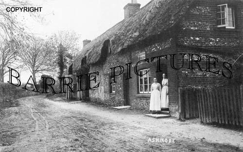 Ashmore, Post Office c1907