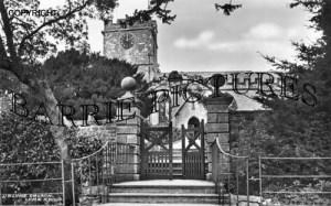 Lyme Regis, Uplyme Church c1920