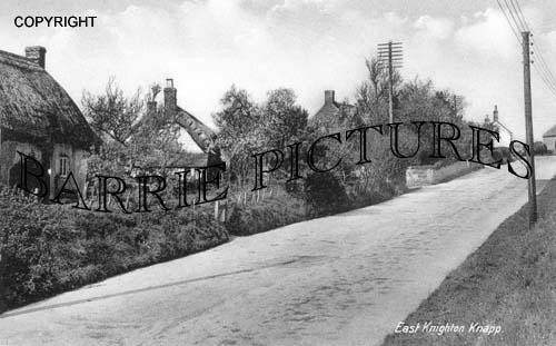 East Knighton, The Knapp c1930
