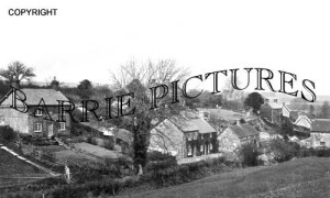 Berwick St John, Village c1940