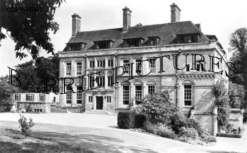 East Knoyle, Beatrix Nurseries c1950