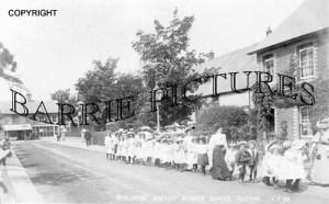 Boscombe, Baptist Sunday School 1st July 1908
