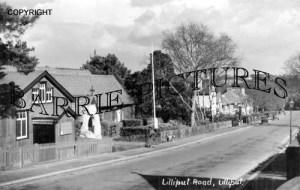Lilliput, Lilliput Road c1950