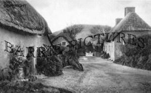 Lulworth, Village c1930