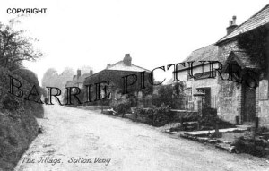 Sutton Veny, Village c1916