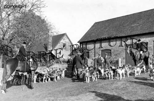 Stour Provost, Portman Hunt Nov 12th 1926