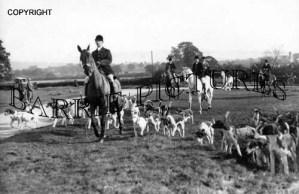 Semley, South and West Hunt Nov 1st 1926