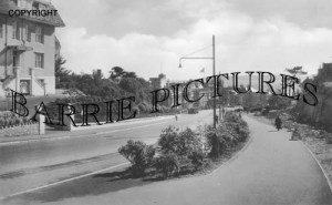 Bournemouth, Bath Road c1920