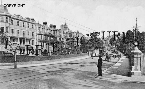 Boscombe, Boscombe Hill 1910
