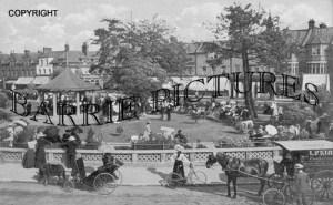 Boscombe, Crescent Gardens 1905