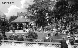 Boscombe, Crescent Gardens 1910