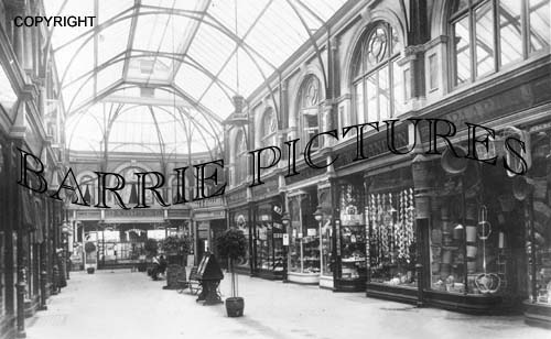 Boscombe, Arcade 1911