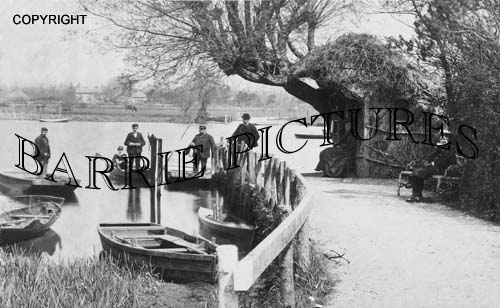 Wick Ferry, Lake 1890