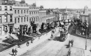 Bournemouth, Commercial Road 1905
