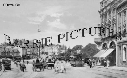 Bournemouth, The Square 1925