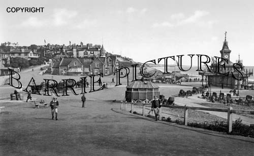 Bournemouth, Entrance to Pier 1900