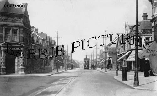 Winton, Bank Corner 1914