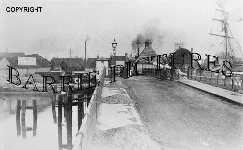 Hamworthy, Bridge 1914