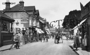 Poole, High Street 1910