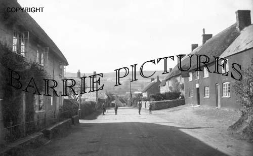 Chideock, Village 1921