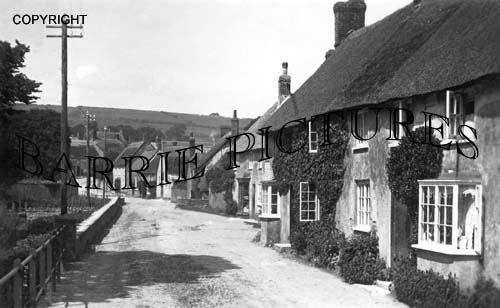 Burton Bradstock, c1910