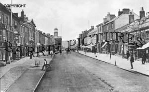 Bridport, East Street 1917