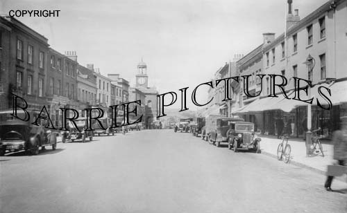 Bridport, East Street 1935