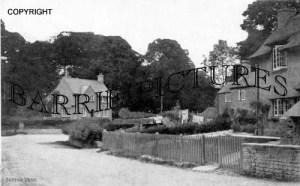 Sutton Veny, Village c1915