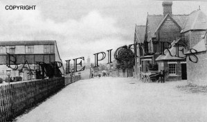 Broadstone, The Station c1900