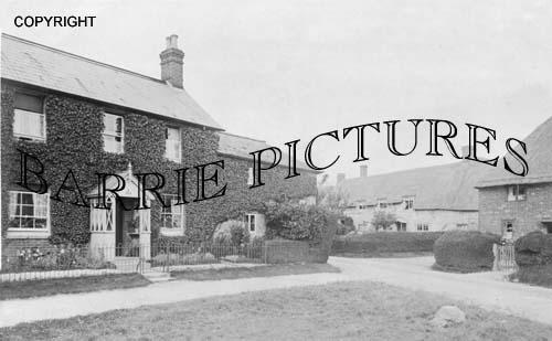 Broadchalke, Village c1890