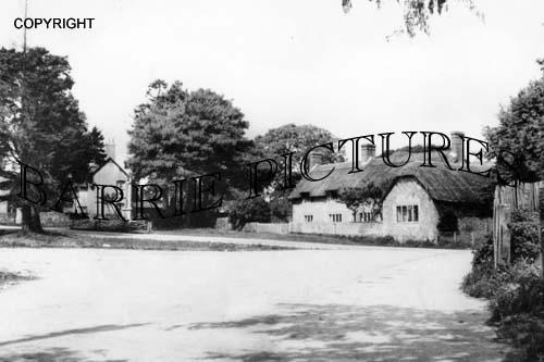 Ashmore, the School c1955