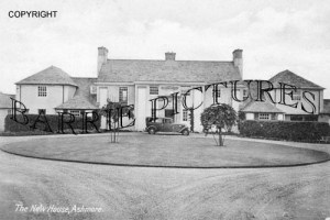 Ashmore, The New House c1930