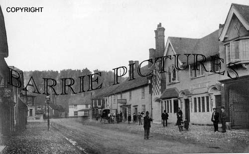 Amesbury, Salisbury Street 1913