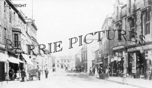 Warminster, Market Place c1915
