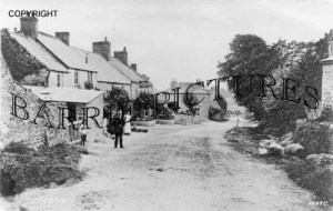 Portesham, Village c1890