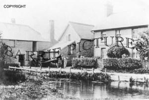 Affpiddle, Mill c1890