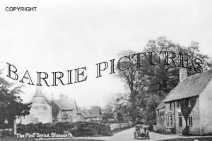 Bloxworth, Village c1890
