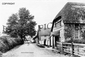 Briantspuddle, Village c1910