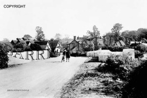 Briantspuddle, Village c1930